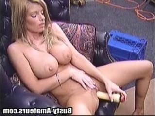 big tits  blonde  honey