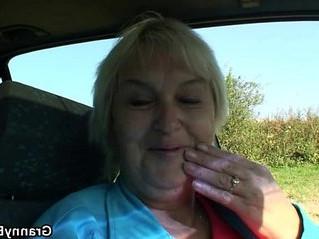 gilf  grandma  pounding