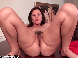 big tits  hairy  milf