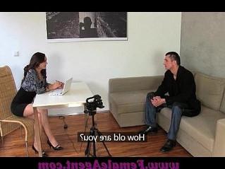 agent  czech  woman