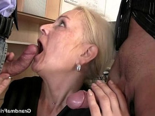 cock  grandma  mature