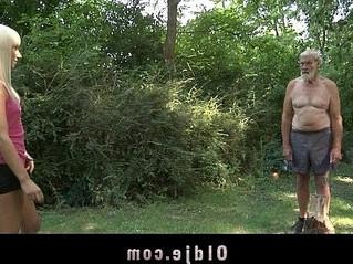 fuck  horny  old man