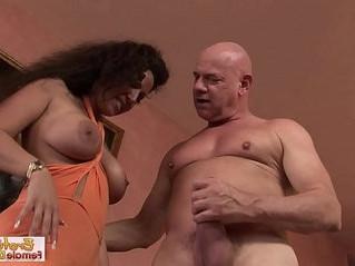 cock  cougar  fat