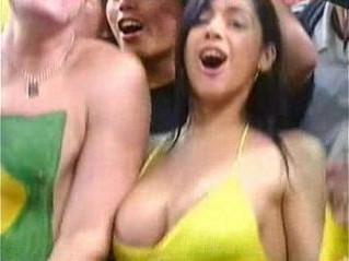 big tits  brazilian