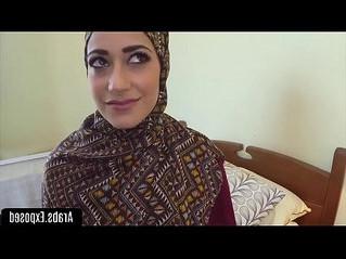 arab  beauty  cock