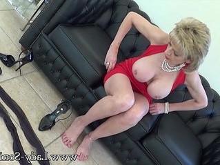 lady  pantyhose
