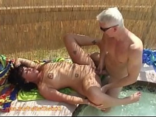 cougar   outdoor   pool