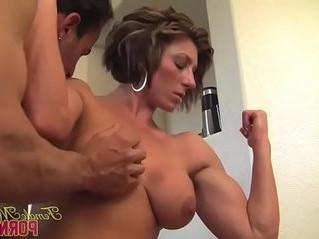 mistress  muscle  woman