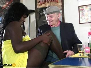 beauty  black  dick