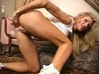 big tits  muscle