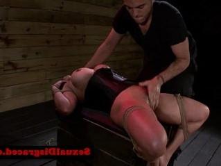 bondage  brutal  busty