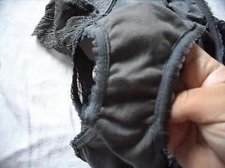 aunty  dirty  panties