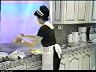 maid  mature  woman