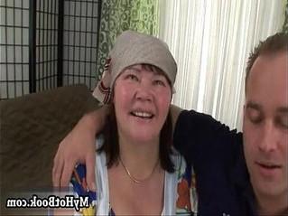 european  grandma