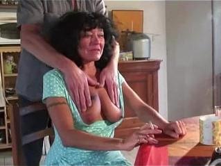 gangbang  gilf  older woman
