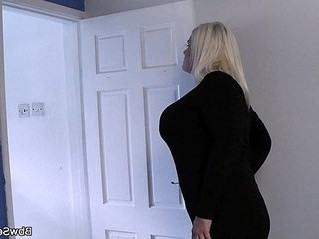 blonde   cheating   fat