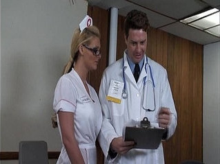big tits  horny  nurse