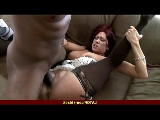 cougar  first time  interracial