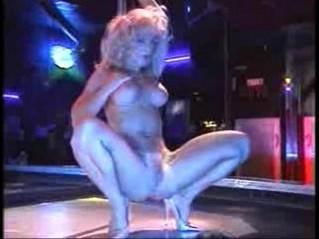 big tits  striptease