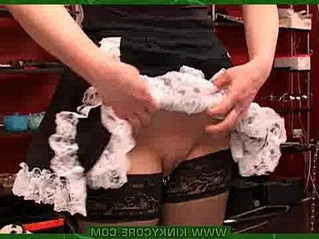 brutal  maid  punishment