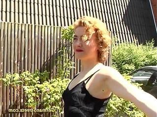 bukkake  german  redhead