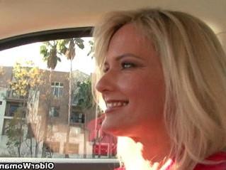 blonde  cum on tits  cumshots