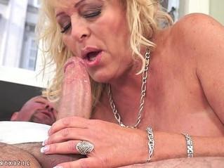 amazing  cock  grandma