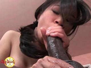 asian  black cock  fuck